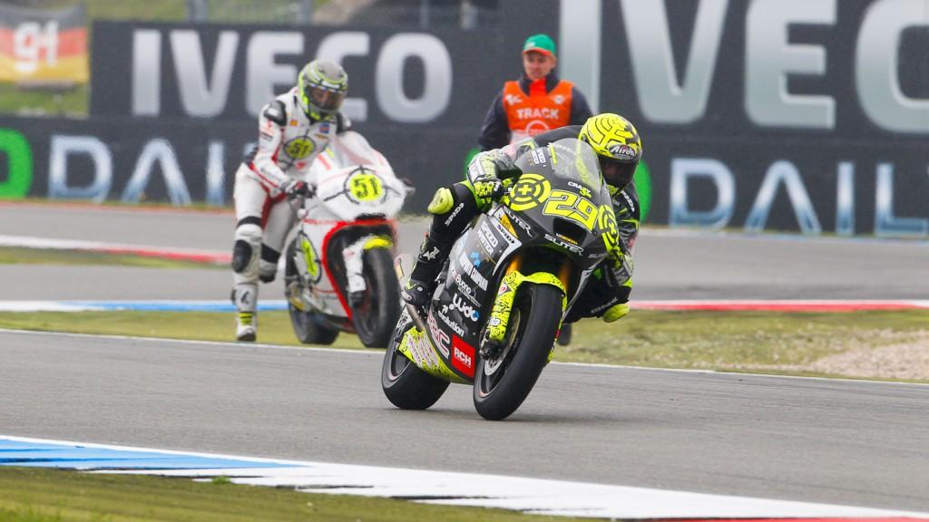 Andrea Iannone, Michele Pirro, Speed Master, Gresini Racing Moto2, Assen RAC