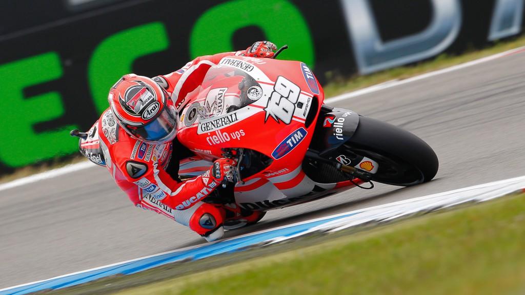 Nicky Hayden, Ducati Team, Assen RAC