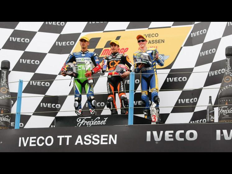 -Moto GP- Season 2011- - moto2 podium slideshow