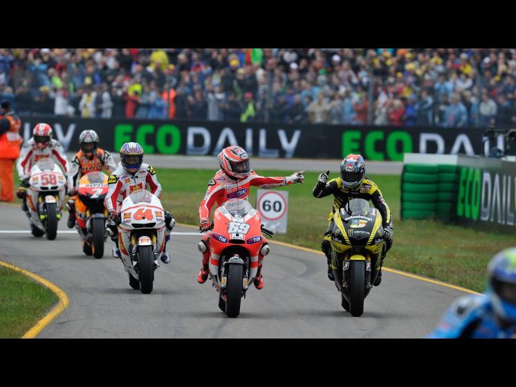 -Moto GP- Season 2011- - motogp 01 slideshow