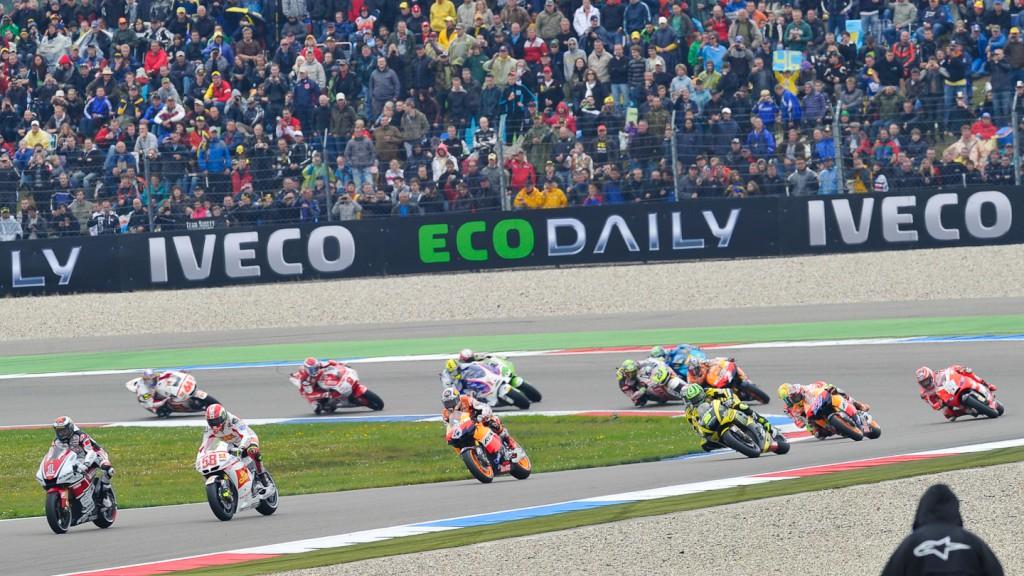 MotoGP, Assen RAC