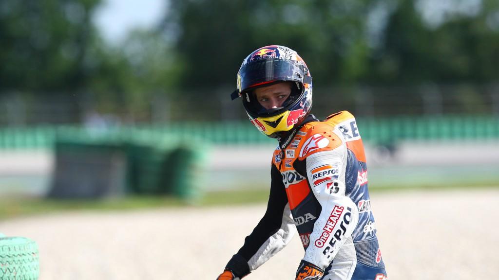 Casey Stoner, Repsol Honda Team, Assen FP2 - © SMARTFotos