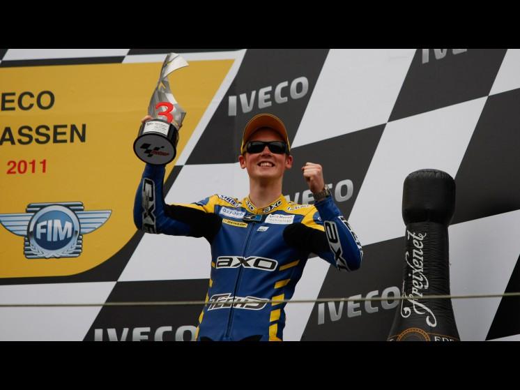 -Moto GP- Season 2011- - bradley smith podium slideshow