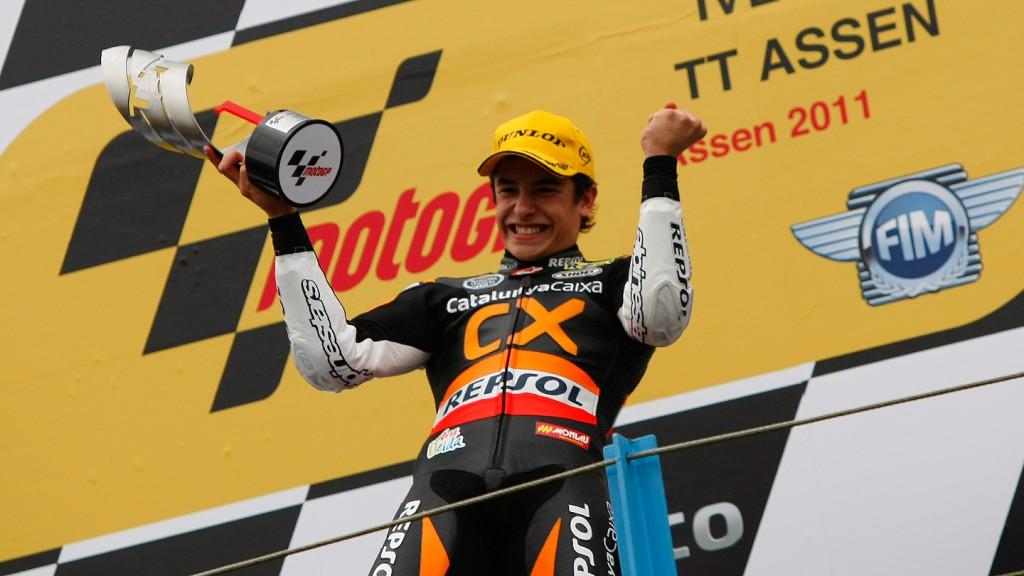 Marc Marquez, Team Catalunya Caixa Repsol, Assen RAC