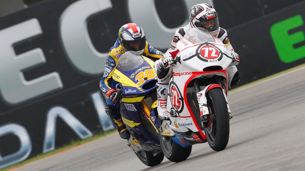 Yuki Takahashi, Gresini Racing Moto2, Assen RAC
