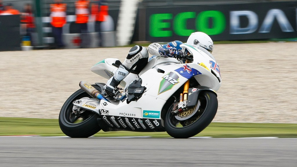Anthony West, MZ Racing Team, Assen RAC