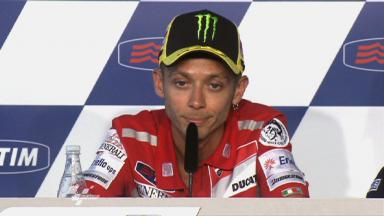 Rossi ready for home race