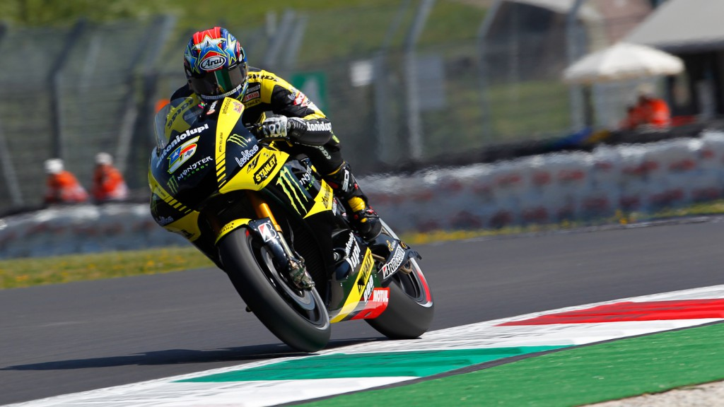 Colin Edwards, Monster Yamaha Tech3, Mugello FP1