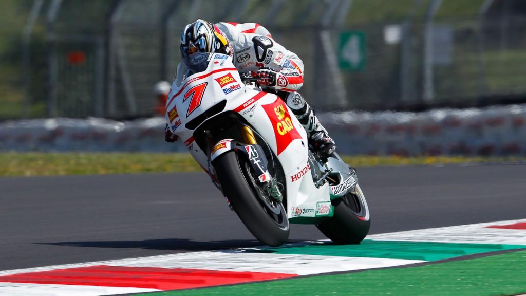 Hiroshi Aoyama, San Carlo Honda Gresini, Mugello FP2