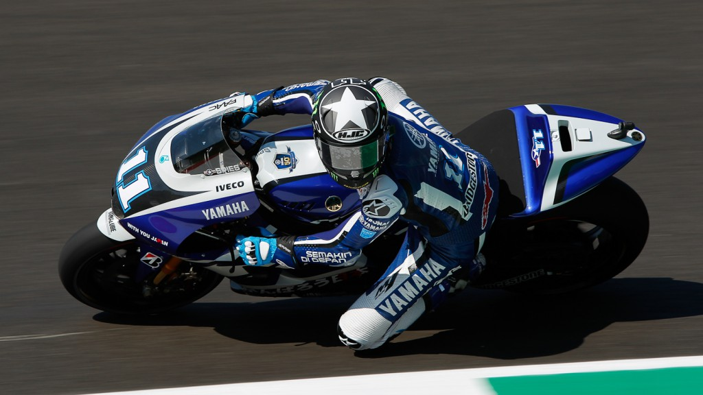 Ben Spies, Yamaha Factory Racing, Mugello FP1