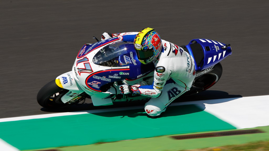 Karel Abraham, Cardion AB Motoracing, Mugello FP1