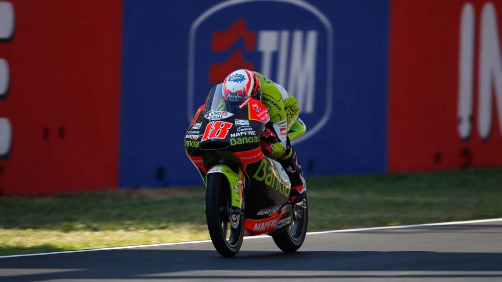 Nico Terol, Bankia Aspar Team 125cc, Mugello FP2