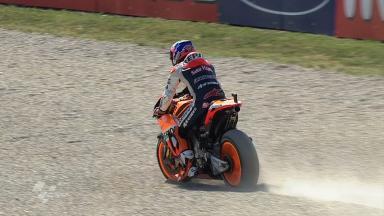 Mugello 2011 - MotoGP - FP1 - Action - Casey Stoner