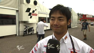 Aoyama reviews FP1 and FP2