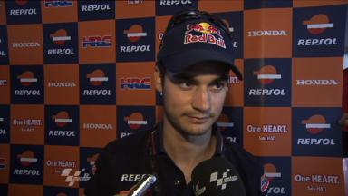 Pedrosa on return to riding