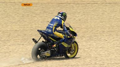 Mugello 2011 - Moto2 - FP2 - Action - Bradley Smith