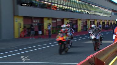 Mugello 2011 - 125cc - FP1 - Full session