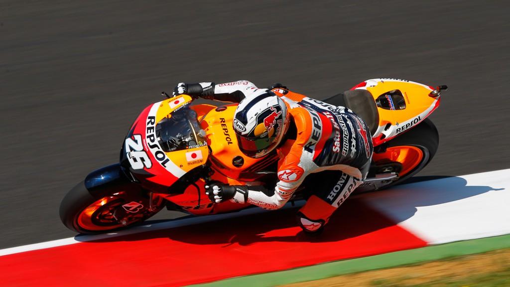 Dani Pedrosa, Repsol Honda Team, Mugello FP1