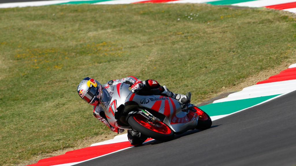 Marcel Schrotter, Mahindra Racing, Mugello FP1