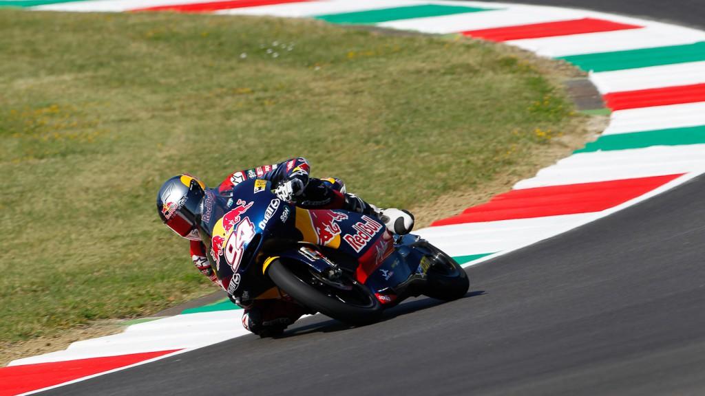 Jonas Folger, Red Bull Ajo MotorSport, Mugello FP1