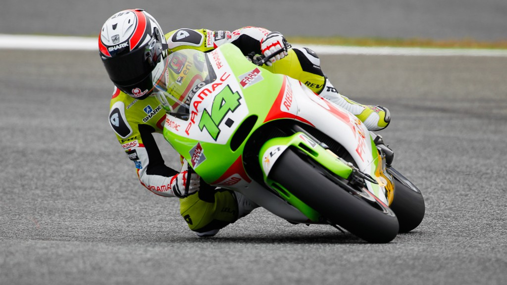 Randy de Puniet, Pramac Racing Team, Mugello FP1