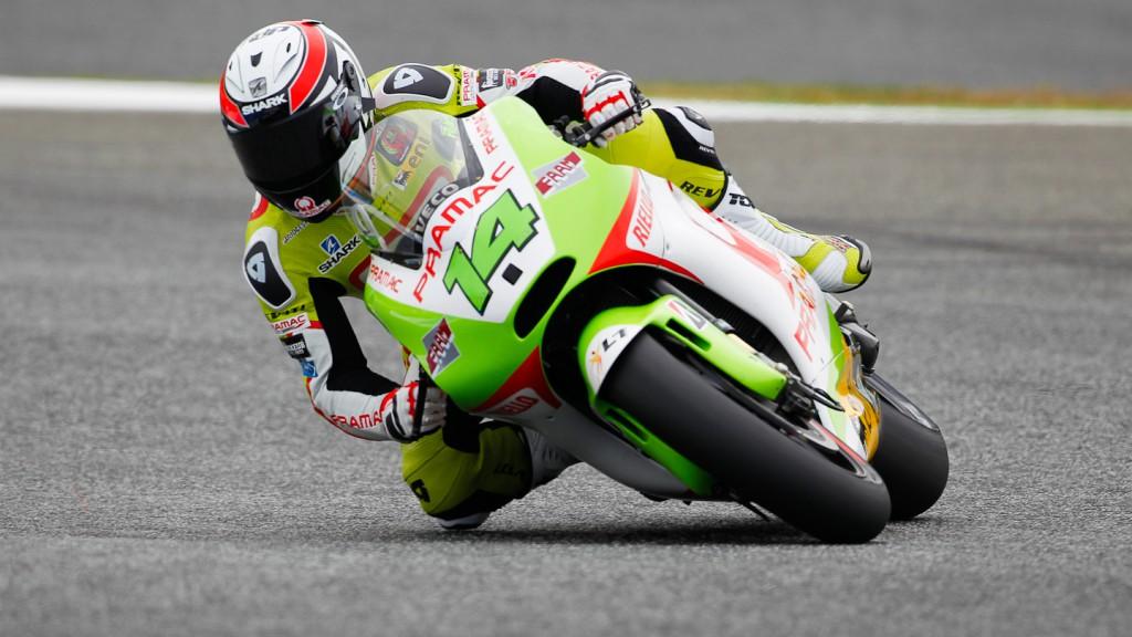 Randy de Puniet, Pramac Racing Team, Mugello FP1