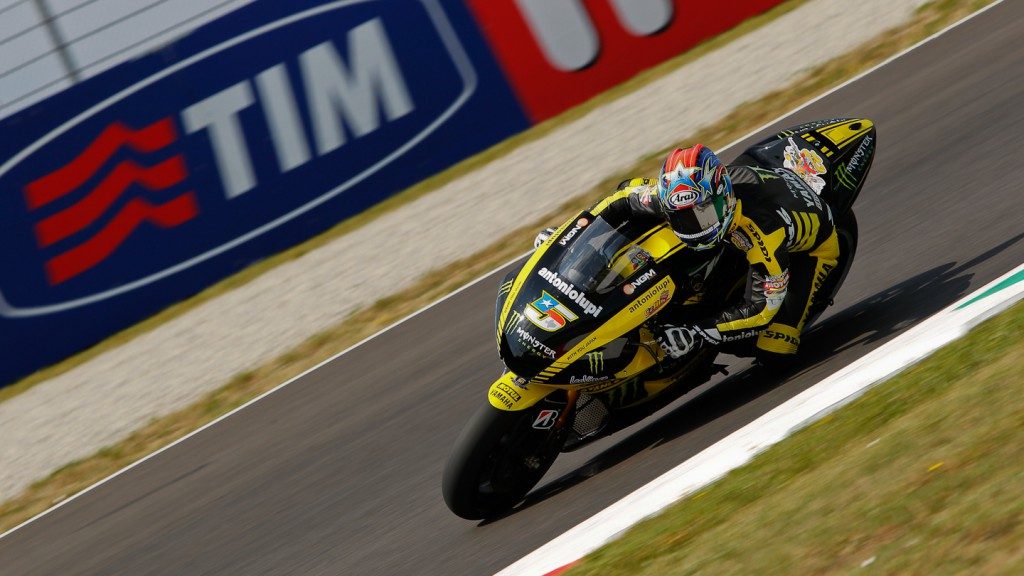 Colin Edwards, Monster Yamaha Tech3, Mugello QP