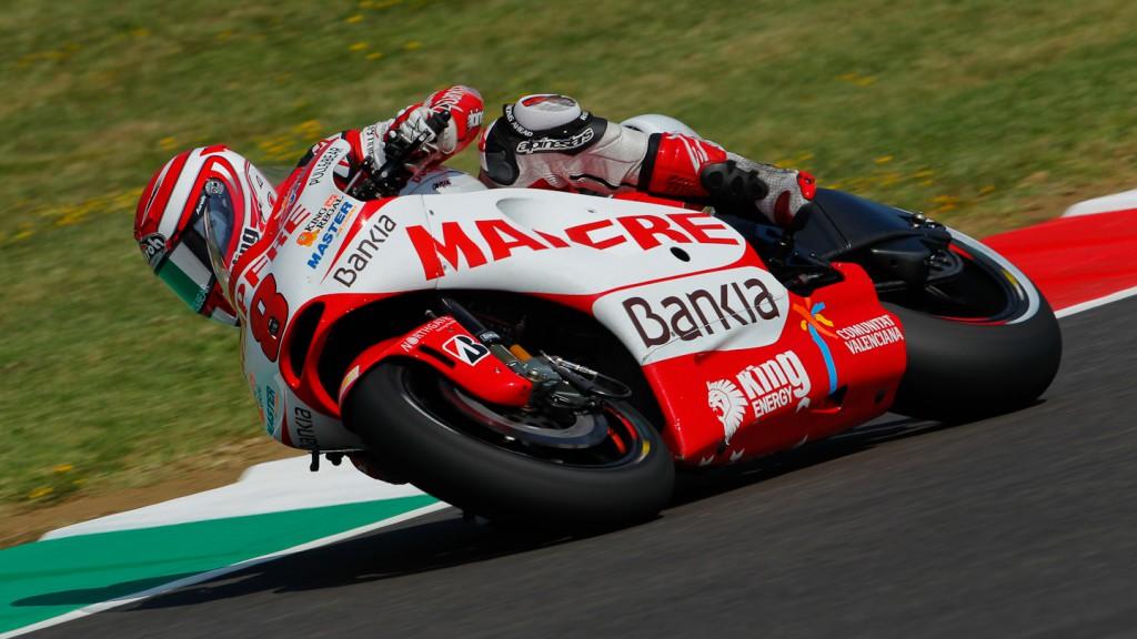 Hector Barbera, Mapfre Aspar Team MotoGP, Mugello QP