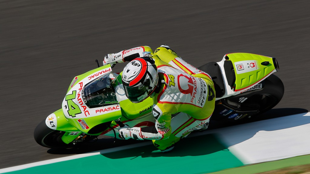 Randy de Puniet, Pramac Racing Team, Mugello