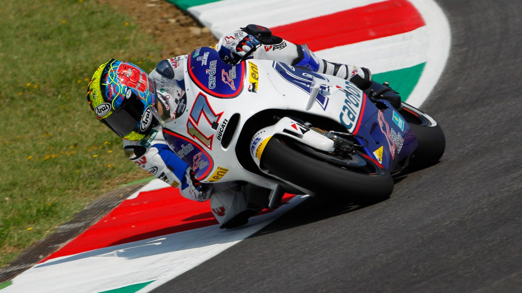 Karel Abraham, Cardion AB Motoracing, Mugello QP