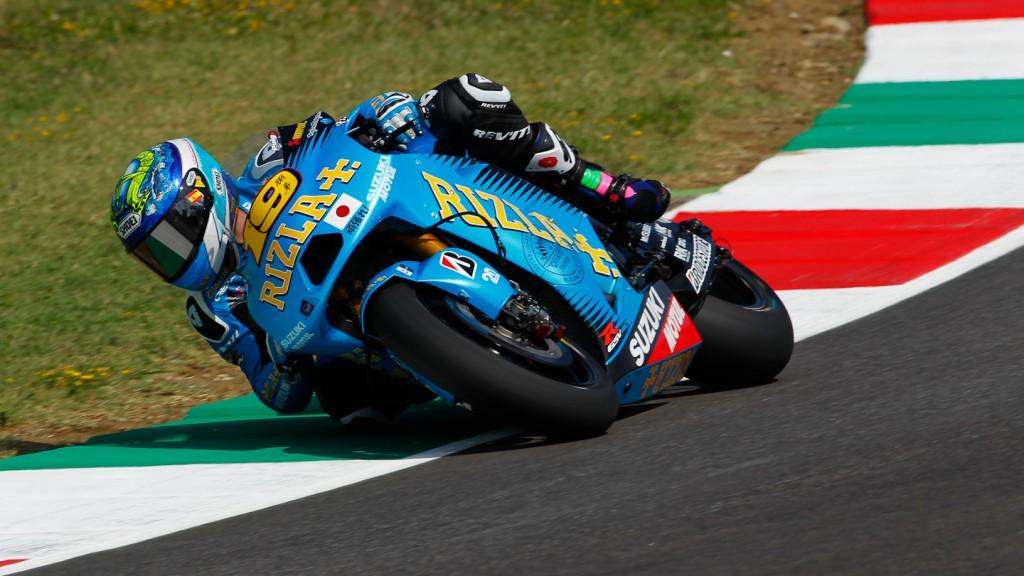 Alvaro Bautista, Rizla Suzuki MotoGP, Mugello QP