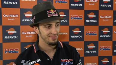 Mugello 2011 - MotoGP - QP - Interview - Andrea Dovizioso