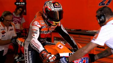 Mugello 2011 - MotoGP - QP - Highlights