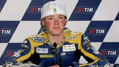 Mugello 2011 - Moto2 - QP - Interview - Bradley Smith