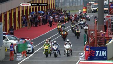 Mugello 2011 - Moto2 - FP3 - Full session