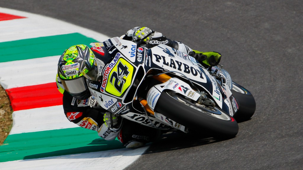 Toni Elias, LCR Honda MotoGP, Mugello QP