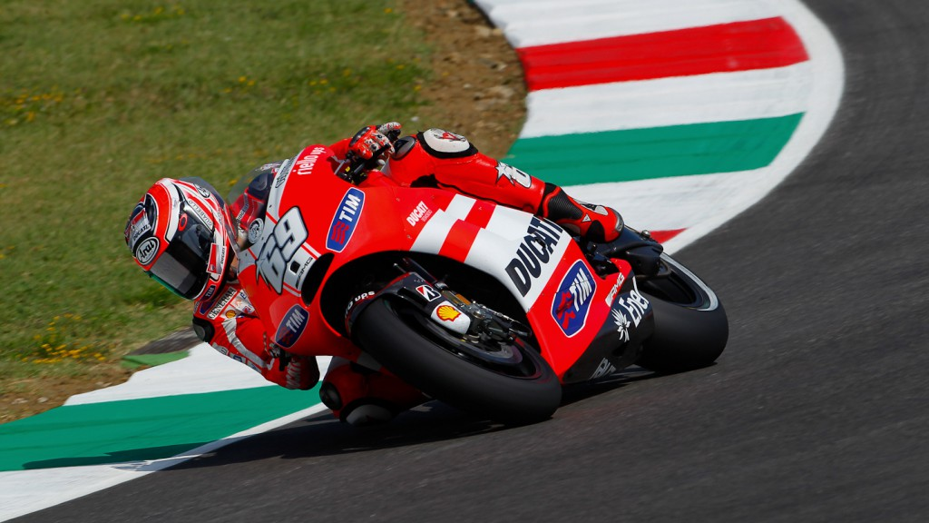 Nicky Hayden, Ducati Team, Mugello QP
