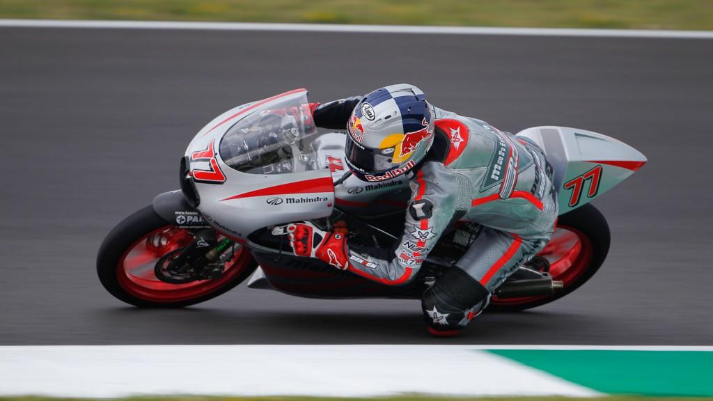 Marcel Schrotter, Mahindra Racing, Mugello QP