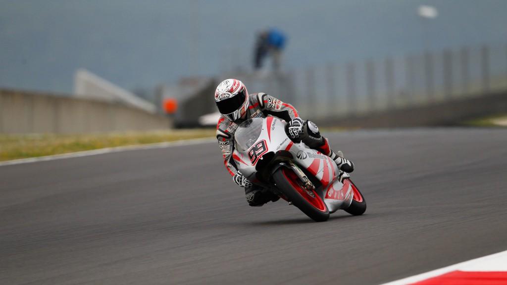 Danny Webb, Mahindra Racing, Mugello QP