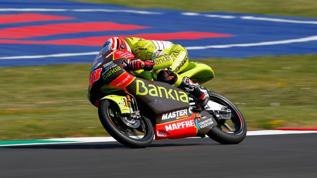 Nico Terol, Bankia Aspar Team 125cc, Mugello FP3