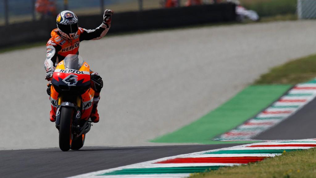 Andrea Dovizioso, Repsol Honda Team, Mugello QP