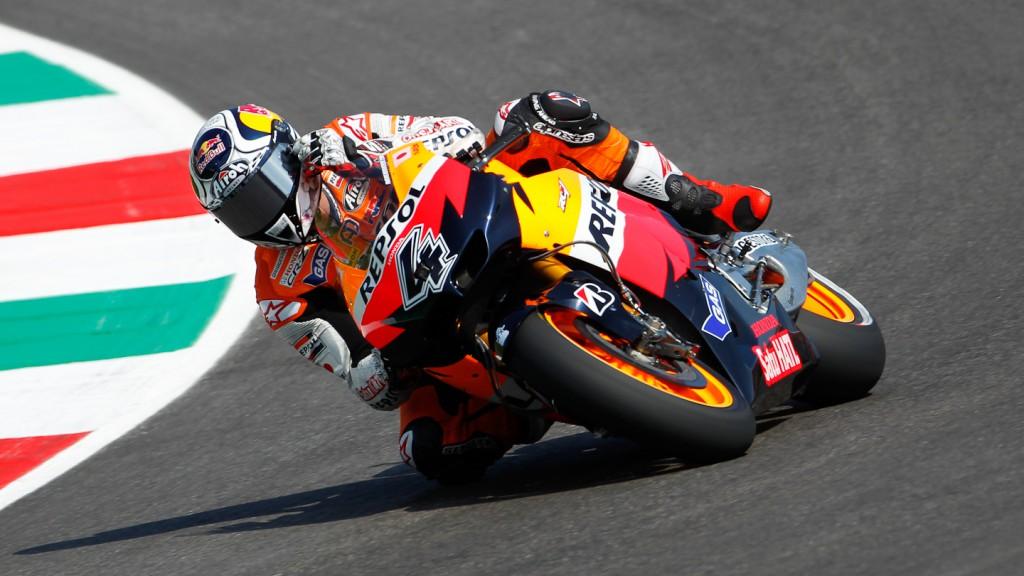 Andrea Dovizioso, Repsol Honda Team, Mugello RAC