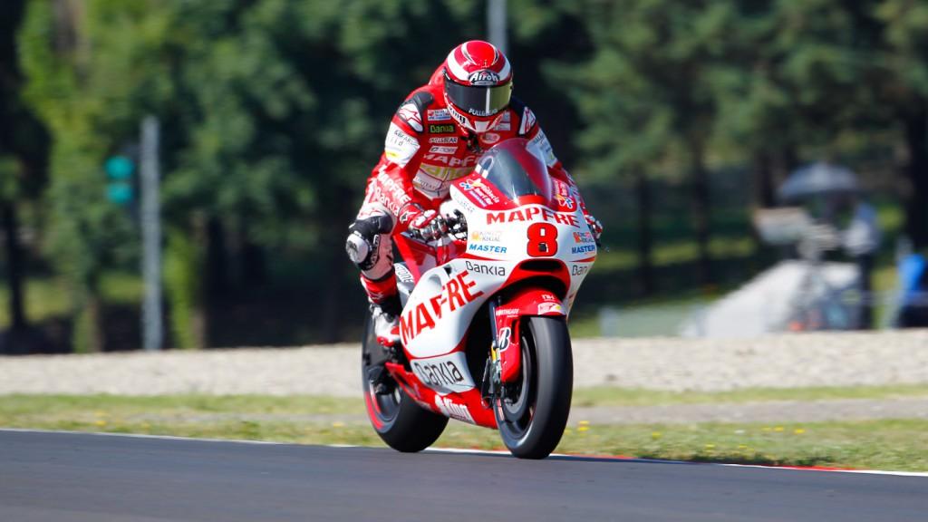 Hector Barbera, Mapfre Aspar Team MotoGP, Mugello RAC