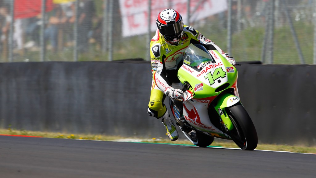 Randy de Puniet, Pramac Racing Team, Mugello RAC