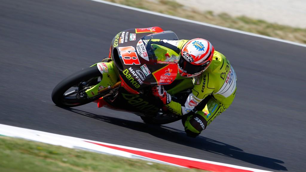 Nico Terol, Bankia Aspar Team 125cc, Mugello WUP