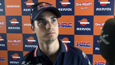Mugello 2011 - MotoGP - Race - Interview - Dani Pedrosa