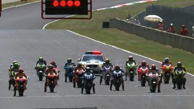 Mugello 2011 - MotoGP - Race - Action - Race Start