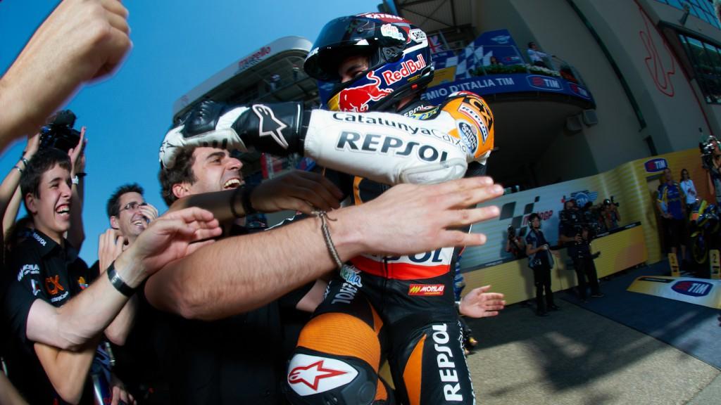 Marc Marquez, Team Catalunya Repsol, Mugello RAC - © Copyright Alex Chailan & David Piolé