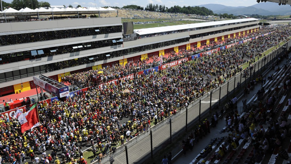 Mugello Circuit  - © Copyright Milagro