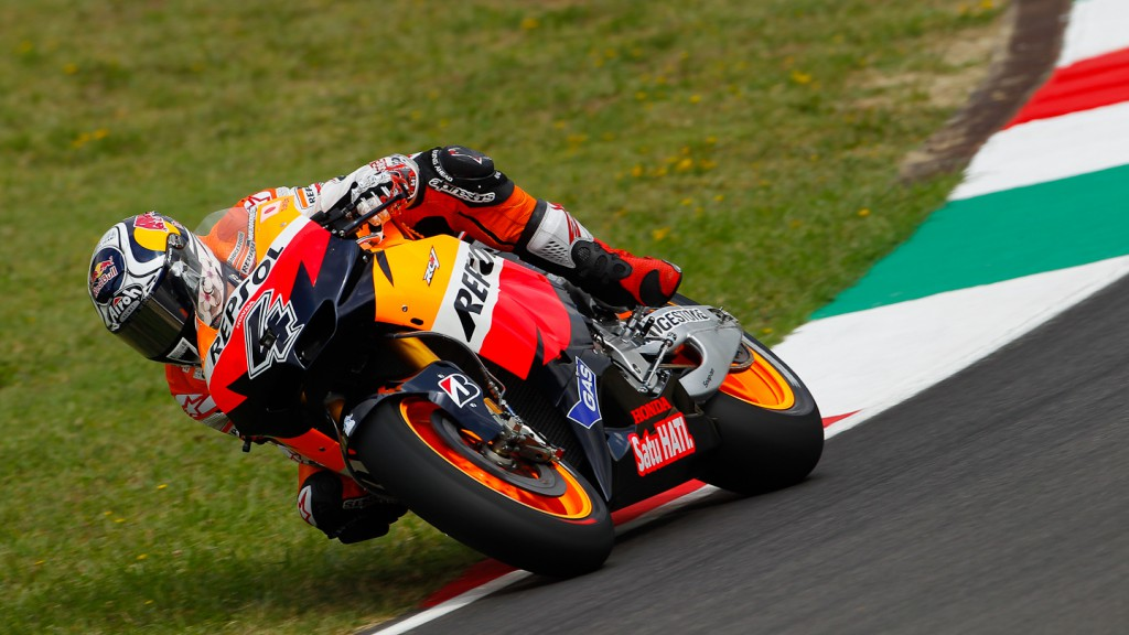 Andrea Dovizioso, Repsol Honda Team, Test Mugello